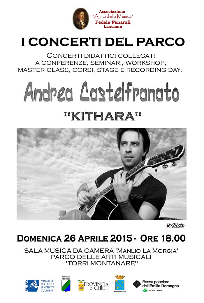 Concerto del World Music Guitar Workshop