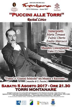 """Puccini alle Torri"" - Recital Lirico"